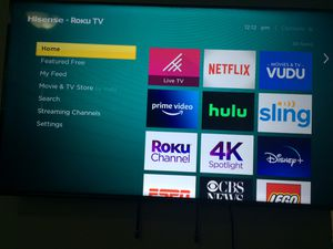 50 INCH TV BRAND NEW !! MOUNTS INCLUDED $250 for Sale in Hollywood, FL