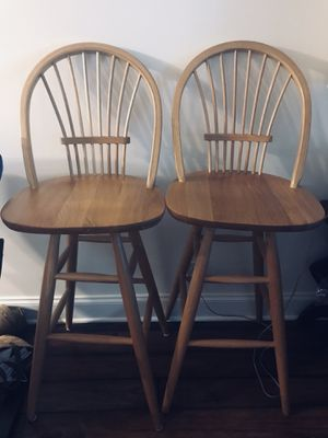 Wooden chair for Sale in Salisbury, MD