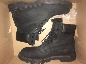 Black Timberlands for Sale in Dallas, TX