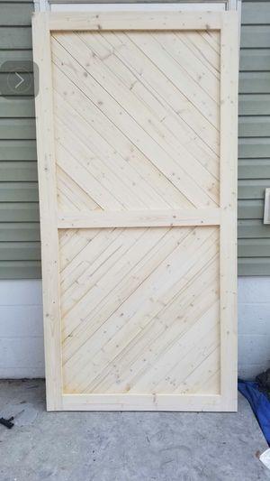 Chevron barn door make to order for Sale in Port Charlotte, FL