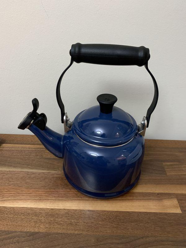 Le Creuset tea kettle