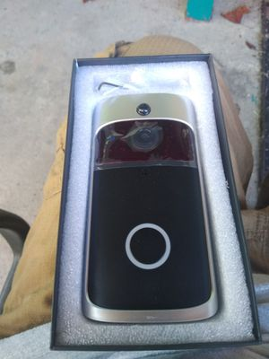 Doorbell camera for Sale in Highlands, TX