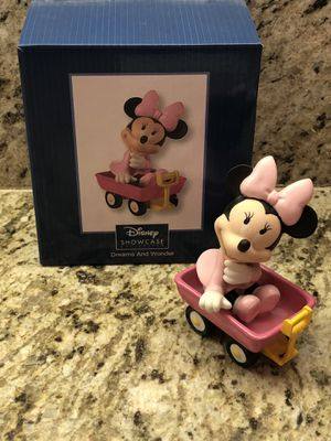 New Disney Minnie Mouse Precious Moments Figurine 153700 for Sale in Hemet, CA