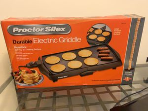 Electric griddle for Sale in Los Angeles, CA