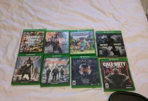 Xbox ONE games for Sale in New York, NY