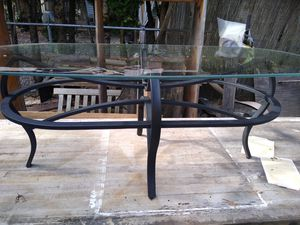 Glass coffee table for Sale in Vancouver, WA