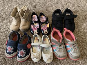 Toddler size 6 shoes for Sale in Richland Hills, TX