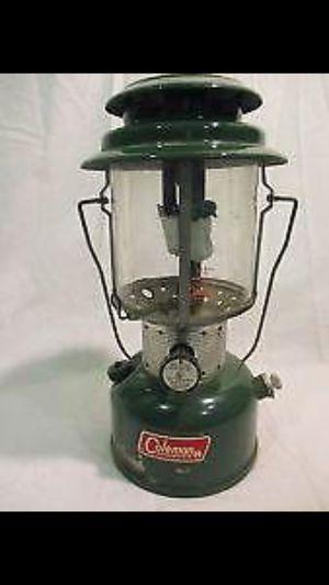 coleman lantern perfect work for Sale in Salt Lake City, UT