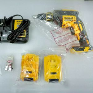 DeWalt Drywall Screwgun With Two Batteries And Charger for Sale in Houston, TX