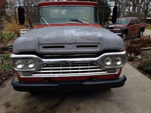 Will add photo with bed later oops 1960 f 350 for Sale in Grosse Ile Township, MI