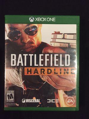 Battlefield Hardline for Sale in Phoenix, AZ