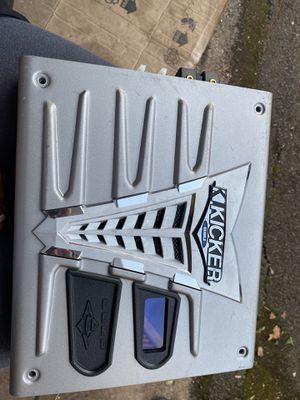 Kicker SX400.2 for Sale in Somerset, NJ