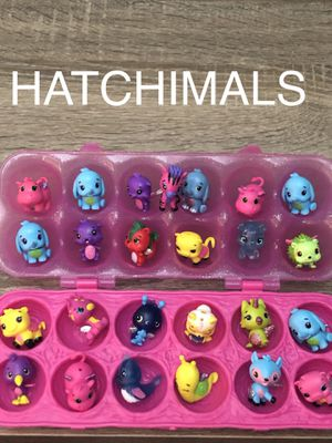 HATCHIMALS & SHOPKINS for Sale in Goulds, FL