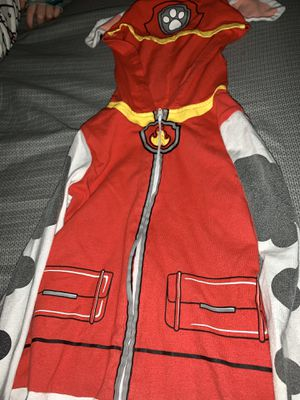Paw patrol brand play outfit with book bag for Sale in Greenwood, IN