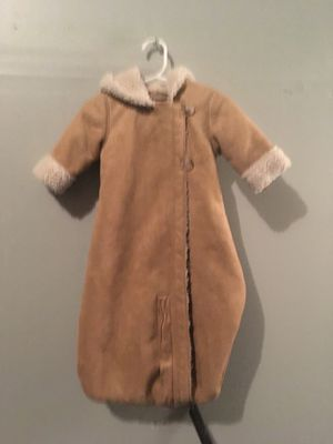 Warm onesie sack for Sale in San Leandro, CA