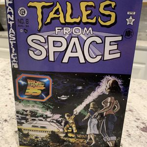 New Back to the Future Marty McFly Action Figure Tales From Space for Sale in Las Vegas, NV