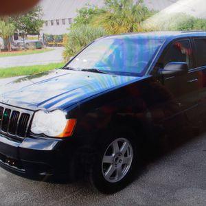 2008 Jeep Grand Cherokee 4x4 for Sale in Miami, FL
