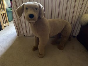 Yellow Lab stuffed animal for Sale in Naperville, IL