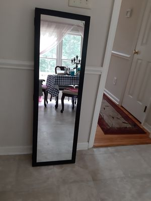 Jewellery box with mirror for Sale in Cary, NC