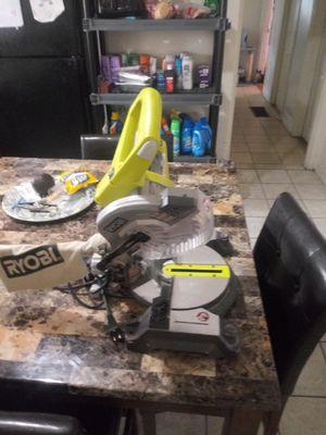 Ryobi saw for Sale in Providence, RI