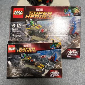 Lego Marvel Super Hereos for Sale in Laurel, MD