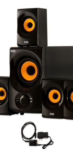 AA5170 5.1 Bluetooth Multimedia Speaker System Retails Over $100 for Sale in Simi Valley,  CA
