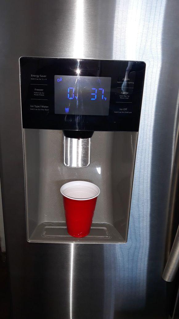 28 cu.ft french door refrigerator