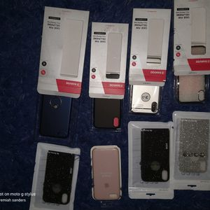 Assorted iPhone Cases For 7/8 Plus, X XR, XS MAX for Sale in Cleveland, OH
