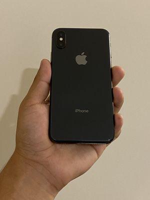 Verizon iPhone X 64gb unlocked for Sale in Tempe, AZ