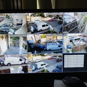 security cameras for Sale in Los Angeles, CA
