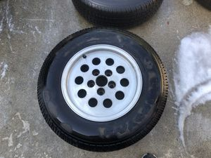 Jeep Comanche/Cherokee Wheels and Tires for Sale in Mission Viejo, CA