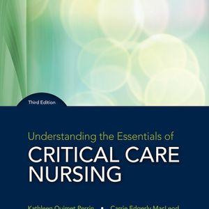Understanding The Essentials of Critical Care Nursing PDF EBOOK for Sale in Port St. Lucie, FL