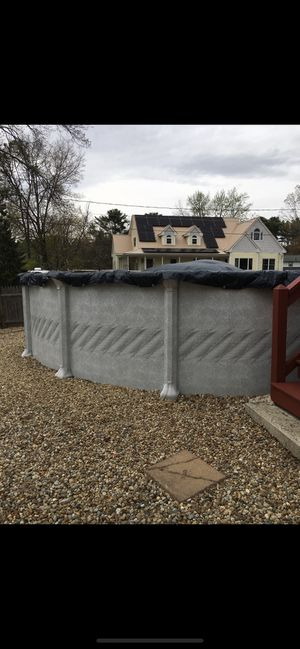21 ft. Above ground pool for Sale in Methuen, MA