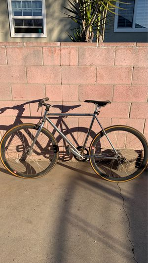 Used chrome fixie for sale for Sale in Artesia, CA