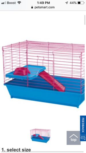 Animal cage for Sale in Lynchburg, VA