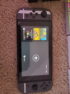 Super smash bro ultimate nintendo switch for Sale in Parma Heights, OH