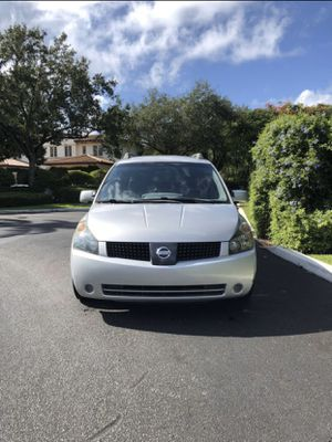 Nissan Quest Mini Van for Sale in Miami, FL