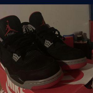 Jordan 4s Breds for Sale in Herndon, VA
