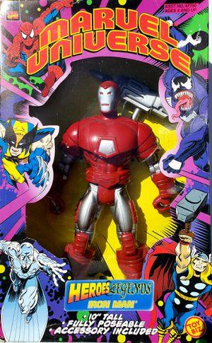 "IRON MAN 10"" 1999 Toy Biz (RARE) for Sale in Montebello, CA"