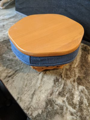 Small Longaberger Trinket Box for Sale in Columbus, OH