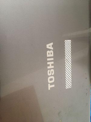 Smoke Grey Toshiba Laptop windows 8 processor for Sale in Washington, DC