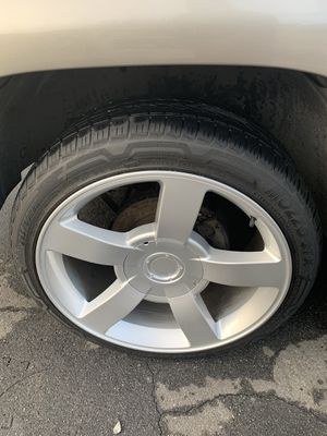 "22"" SS rims Supersport Chevy GMC Sierra Silverado for Sale in Rosemead, CA"