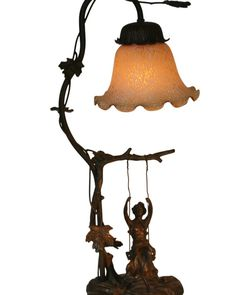 M Moreau Vintage Table Lamp for Sale in Eden Prairie, MN