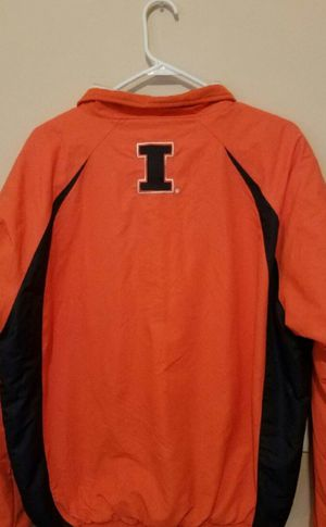 Illinois Jacket for Sale in Bloomington, IL