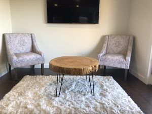 Live edge Coffee table for Sale in Snohomish, WA