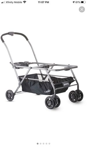 Joovy Roo twin stroller for Sale in Knoxville, TN