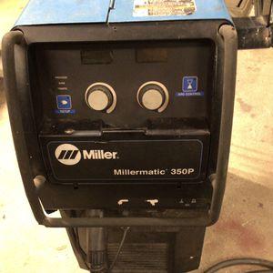 MillerMatic Welding Machine for Sale in Ferndale, WA
