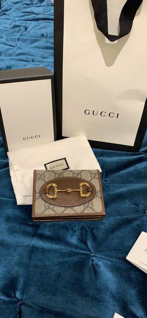 Gucci horsebit wallet for Sale in Murrieta, CA