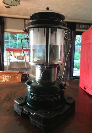 Like new Coleman lantern for Sale in Westfield, MA