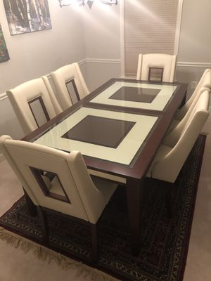 Dining Table with Chairs for Sale in Sterling, VA